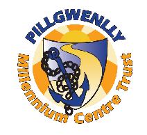 Pill Millennium Centre Logo