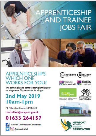 Apprenticeship and Trainee Job Fair