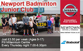 Newport Badminton Club